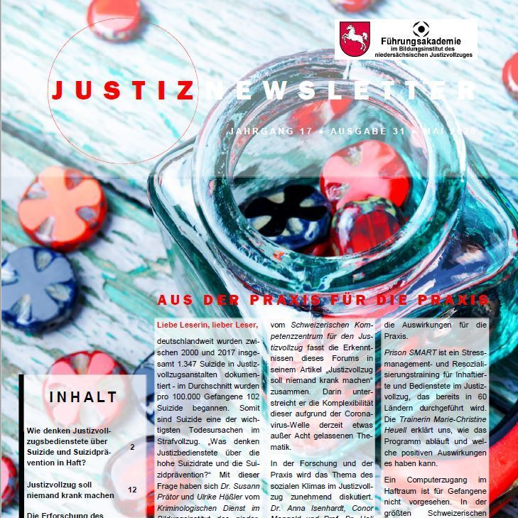 Justiz-Newsletter Nr. 31